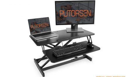 Test de la station de travail assis-debout HASD de chez Putorsen